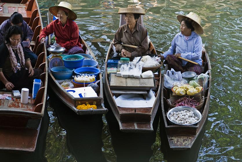 Setkání Na řece