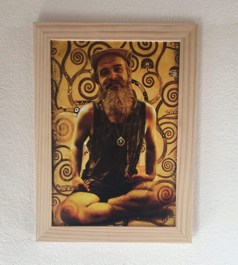 Portrét Mistra Sluneční Záře
